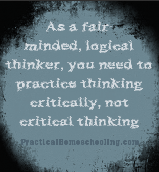 relationship between logical thinking and critical thinking The relationship between the critical thinking skills and the we set out to determine the relationship between the application of logical thinking as well as.
