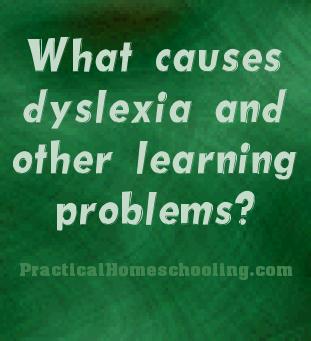 Dyslexia man made disease practical homeschooling magazine dyslexia man made disease solutioingenieria Choice Image