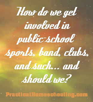Can Homeschoolers Participate In Public School Programs