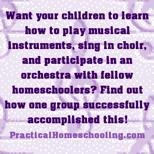 How to Start a Music Co-op - Practical Homeschooling Magazine
