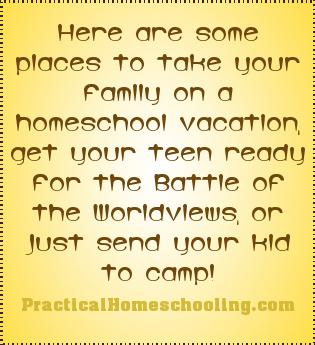 Summer Learning Fun! - Practical Homeschooling Magazine