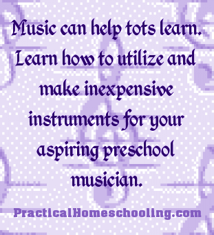 Music for Tots - Practical Homeschooling Magazine