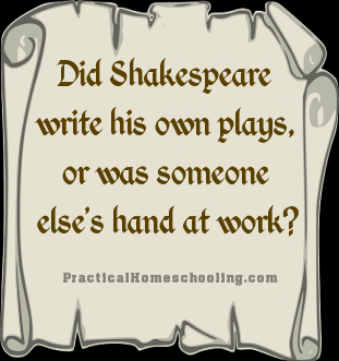 did shakespeare write his own plays