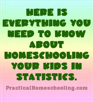 Statistics Can Be Sweet - Practical Homeschooling Magazine
