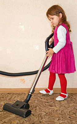 Chores a Toddler will Love