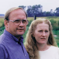 Harvey and Laurie Bluedorn