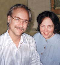 Rob and Cyndy Shearer