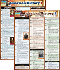 American History 1 & 2 (2 Guides)