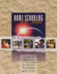 Homeschooling on the Threshold