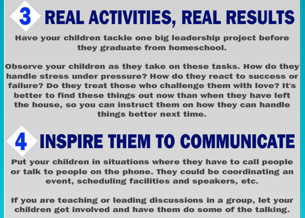 Engage in real activities and learn to communicate
