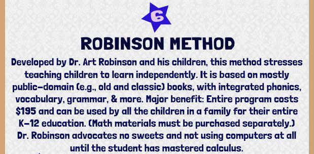 The Robinson Method