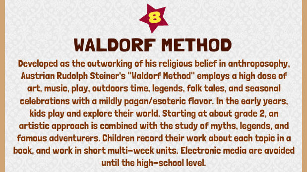 The Waldorf Method