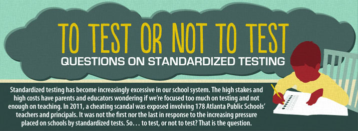 Questions about the efficacy of standardized testing