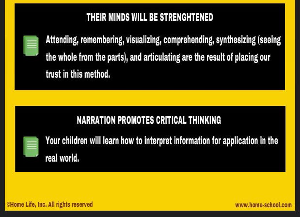 Stronger minds; Promotes critical thinking.