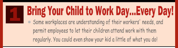 Bring your homeschool to work