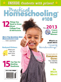 Practical Homeschooling #108